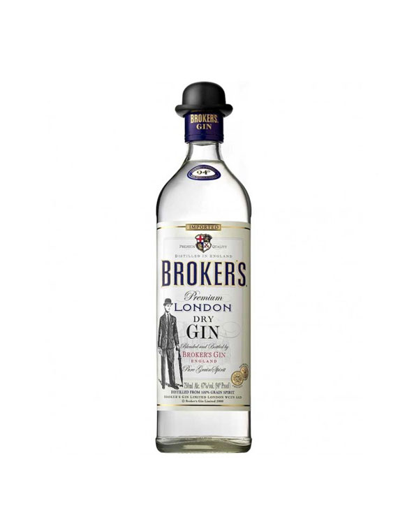 GIN-BROKER-S
