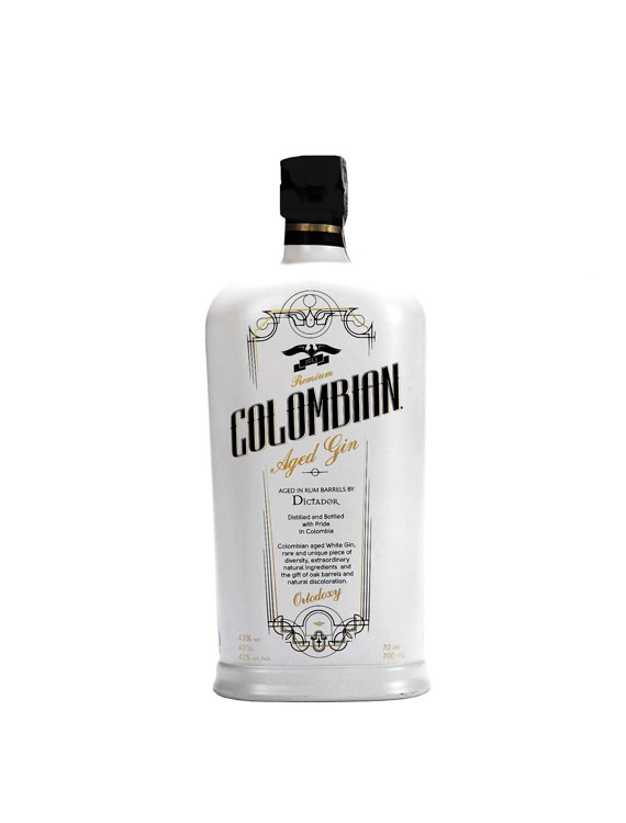 GIN-COLOMBIAN-DICTADOR-AGED-ORTODOXY-WHITE