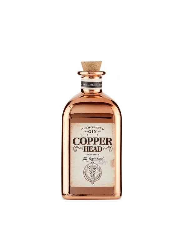 GIN-COPPERHEAD-50-CL