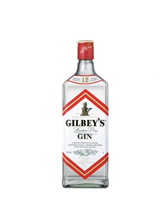 GIN-GILBEYS