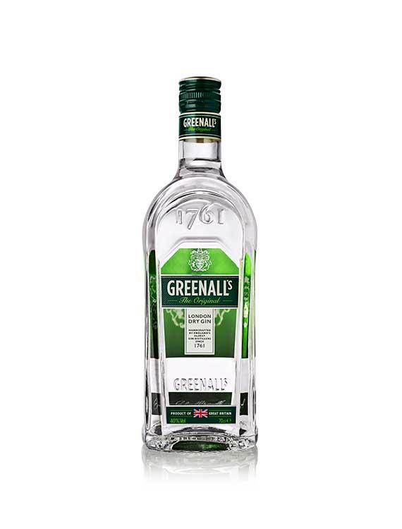 GIN-GREENALL-S