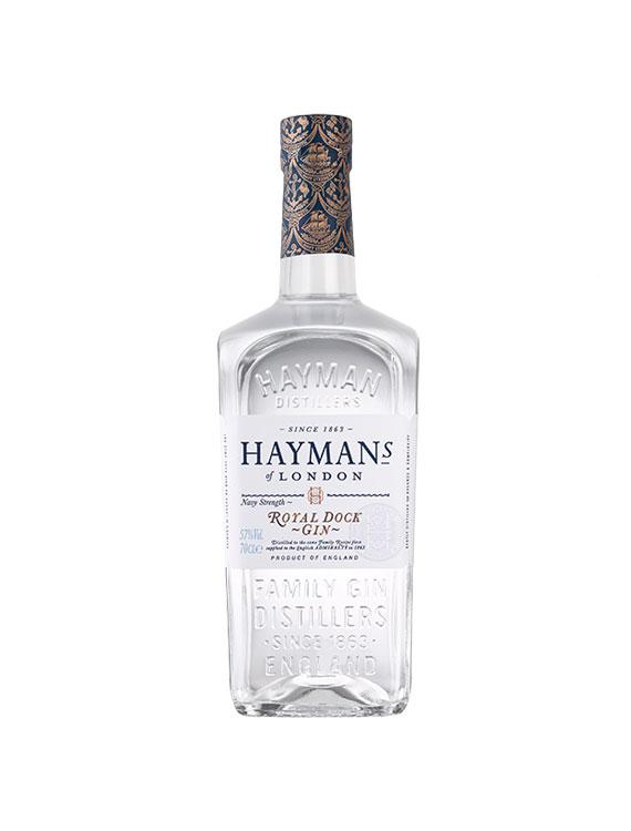 GIN-HAYMAN-S-ROYAL-DOCK-OF-DEPTFORD