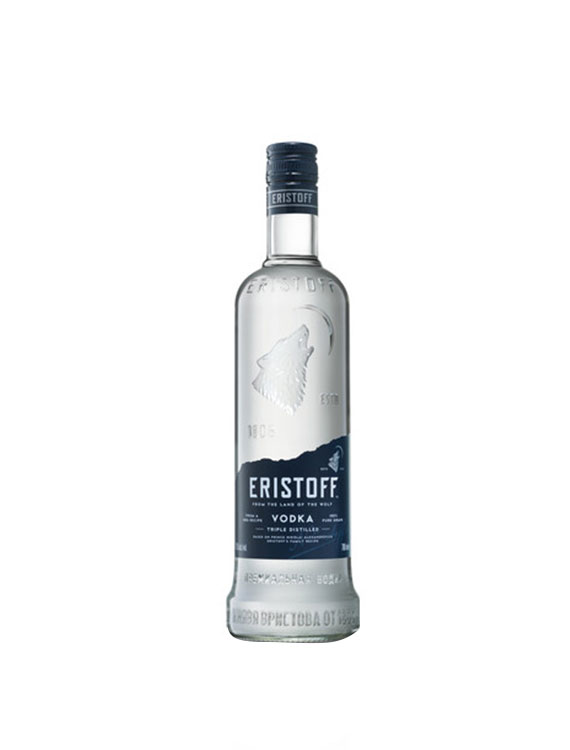 VODKA-ERISTOFF