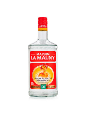 RON LA MAUNY BLANC AGRICOLE 50º
