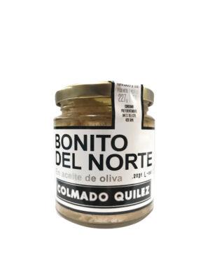BONITO DEL NORTE EN ACEITE DE OLIVA QUILEZ