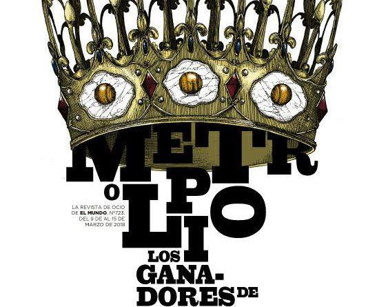 XV Premios Gastrómicos de Metrópoli