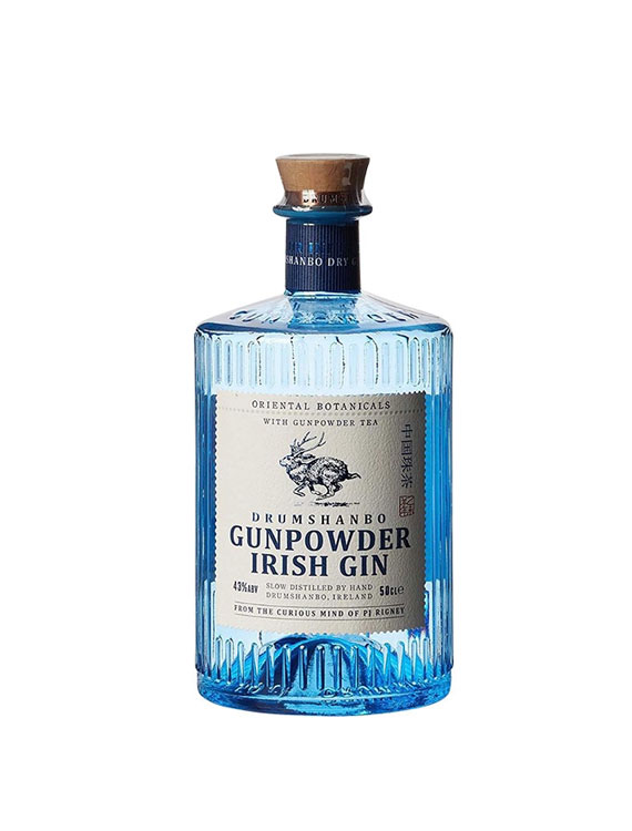 GIN DRUMSHANBO GUNPOWDER