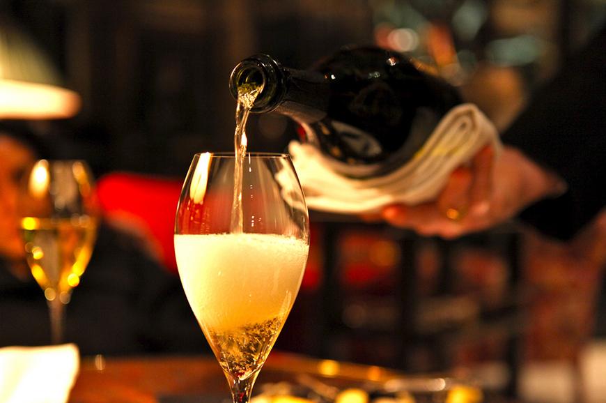 Cómo se elabora el champán