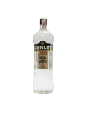 GIN GOBLET JONGE GENEVER