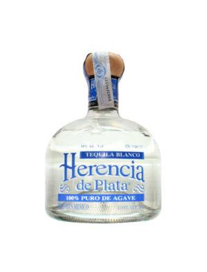 TEQUILA HERENCIA DE PLATA BLANCO