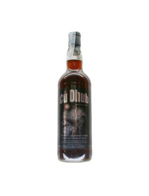 CU DHUB ( THE BLACK SINGLE MALT )