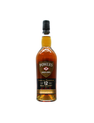 POWERS GOLD LABEL 12 YEARS