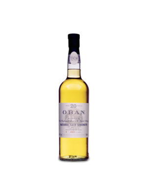 OBAN 20 YEARS CASK STRENGHT