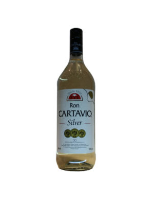 RON CARTAVIO SILVER 1L
