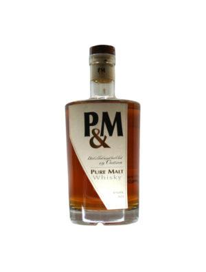 P & M PURE MALT