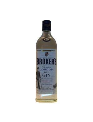 GIN BROKERS EXPORT