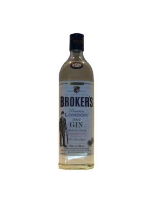 GIN BROKERS EXPORT