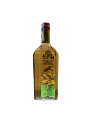 TEQUILA AGAVITA GOLD