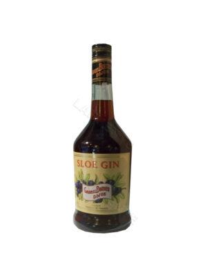 GIN BOUDIER SLOE
