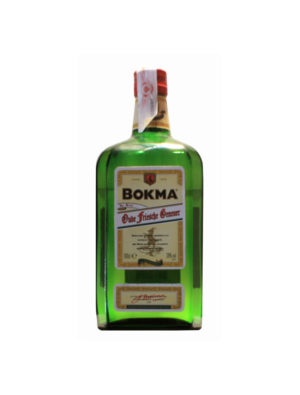 GIN BOKMA OUDE GENEVER