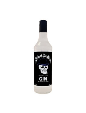 GIN BLACK DEATH