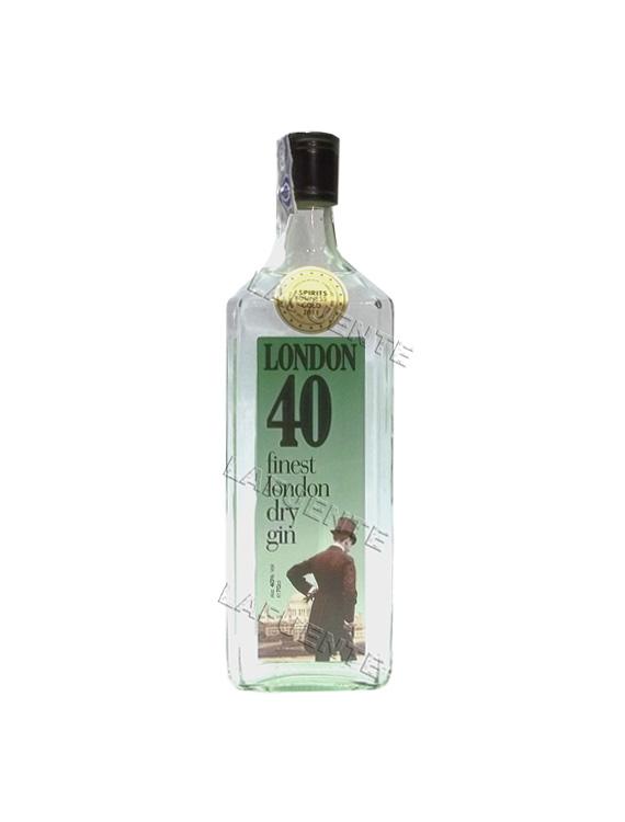 GIN 40 LONDON DRY