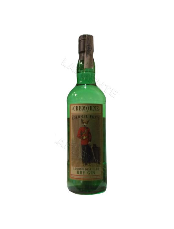 GIN CREMORNE 1859 COLONEL FOX'S
