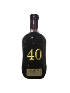 ISLE OF JURA 40 YEARS