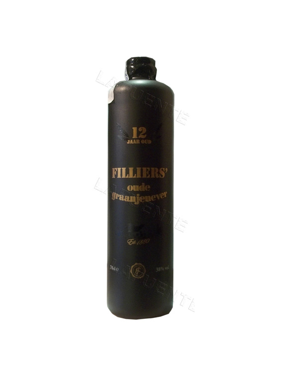 GIN FILLIERS 12 YEARS BLACK