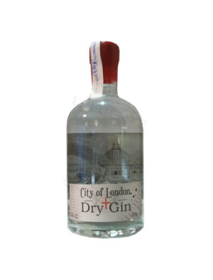 GIN CITY OF LONDON (LACRE)