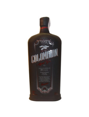 GIN COLOMBIAN DICTADOR AGED TREASURE BLACK