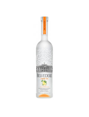 VODKA BELVEDERE TEA LEMON
