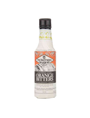 BITTER FEE BROTHERS GIN BARREL 15CL