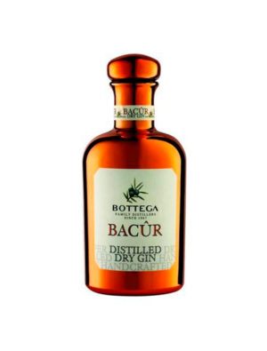 GIN BOTTEGA BACUR