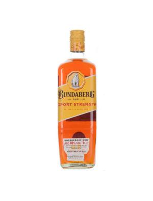 RON BUNDABERG EXPORT STRENGTH