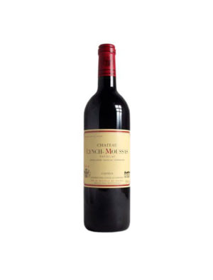 CHATEAU LYNCH MOUSSAS 2011