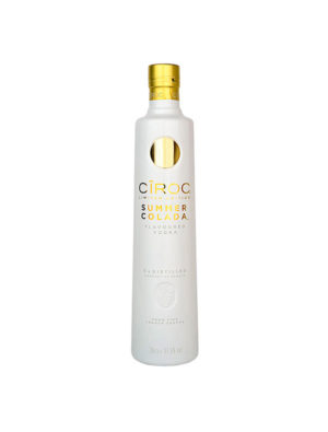VODKA CIROC SUMMER COLADA