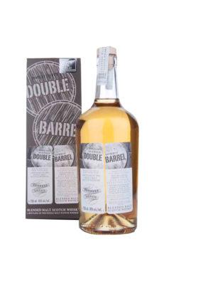 DOUBLE BARREL LEDAIG & BOWMORE