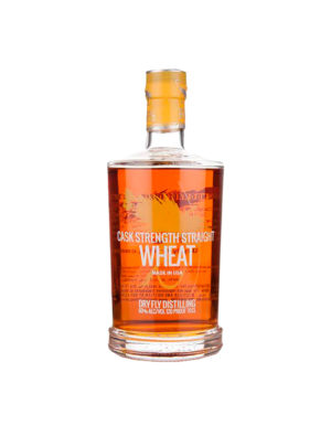 DRY FLY CASK STRENGHT WHEAT WHISKEY