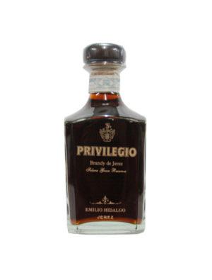 EMILIO HIDALGO PRIVILEGIO GRAN RESERVA