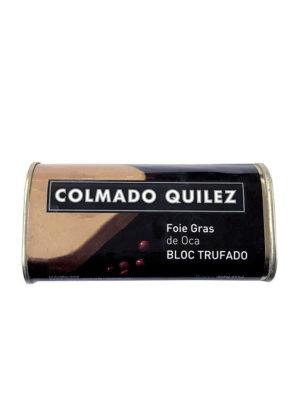 FOIE GRAS OCA BLOC TRUFADO QUILEZ 200G