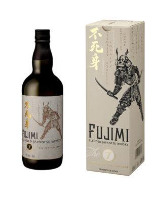 FUJIMI, THE 7 VIRTUES OF THE SAMURAI