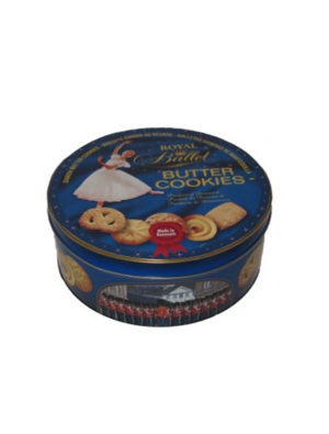GALLETAS DANESAS ROYAL BALLET 150G