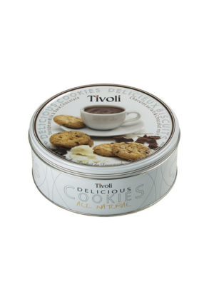 GALLETAS TIVOLI CHOCOLATE LATA 150G