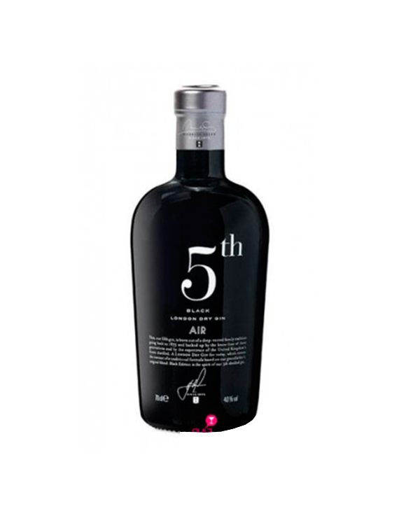 GIN 5TH FIRE AIR BLACK