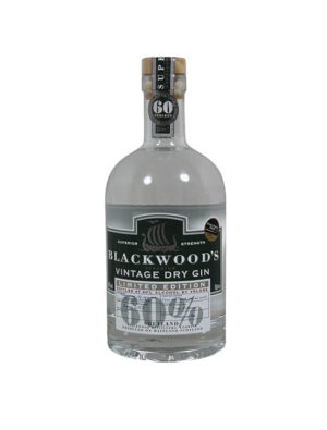 GIN BLACKWOOD'S STRONG 60º