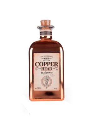 GIN COPPER HEAD 50CL