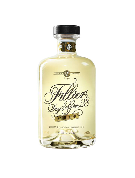 GIN FILLIERS BARREL AGED 50CL
