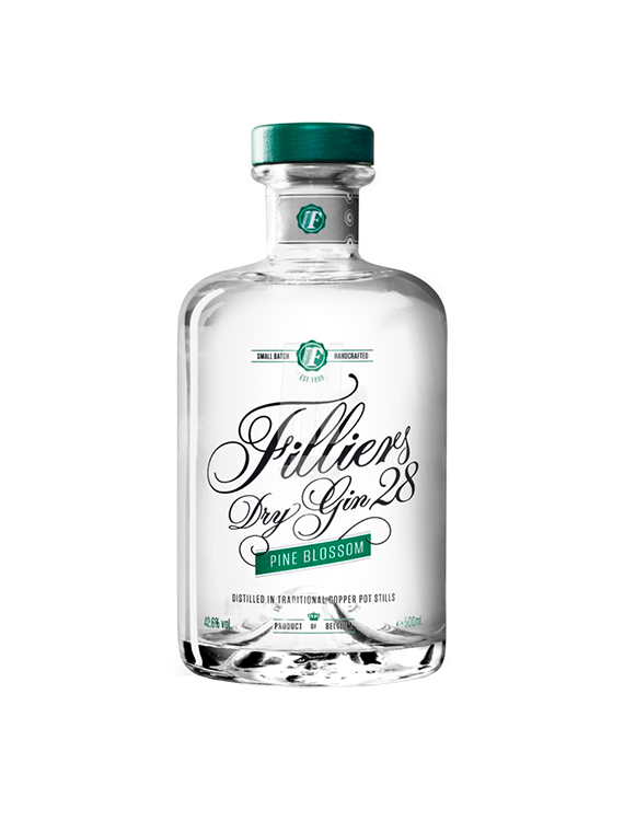 GIN FILLIERS PINE BLOSSOM 50CL