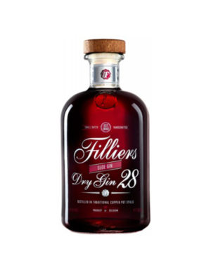 GIN FILLIERS SLOE GIN 50CL